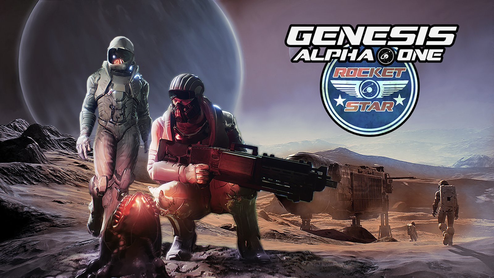 Genesis: Alpha One Preview