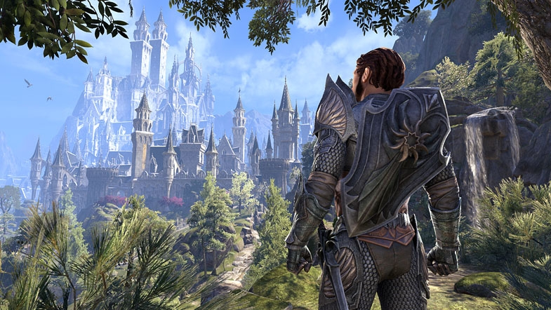 New Chapter Announced for The Elder Scrolls Online