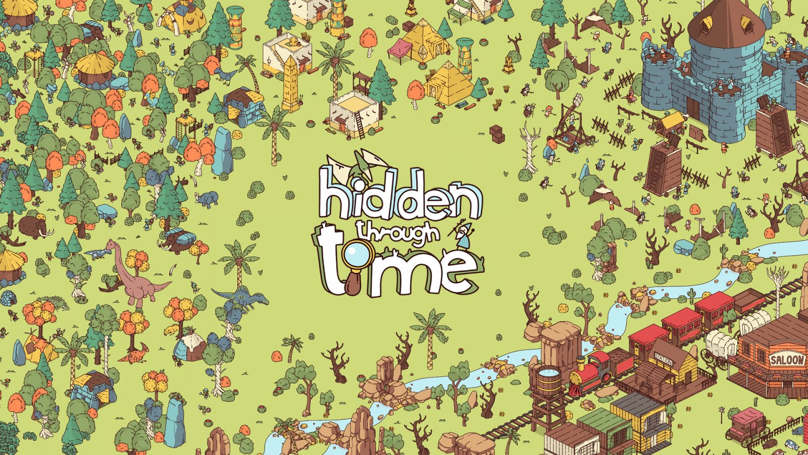 Hidden Through Time Review