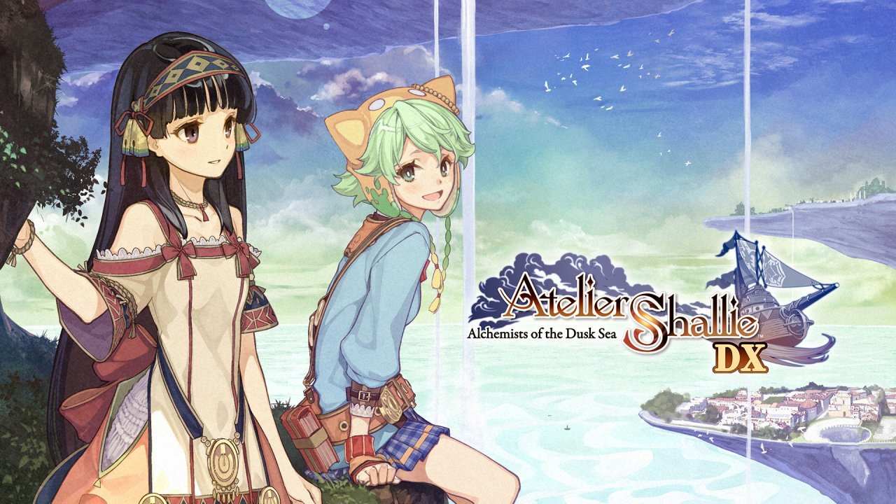 Atelier Shallie: Alchemists of the Dusk Sea DX Review