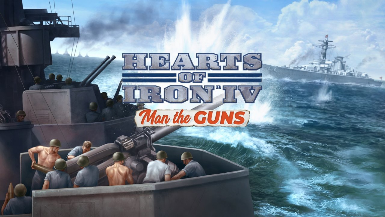 Expansion - Hearts of Iron IV: Man the Guns Review