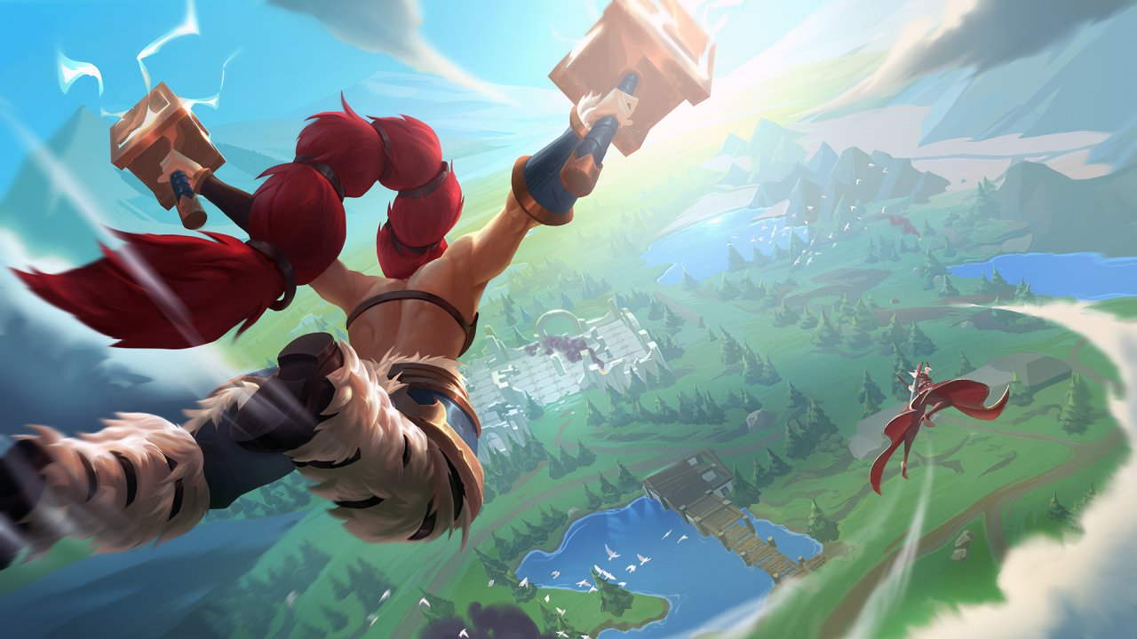Battlerite Royale Early Access Review