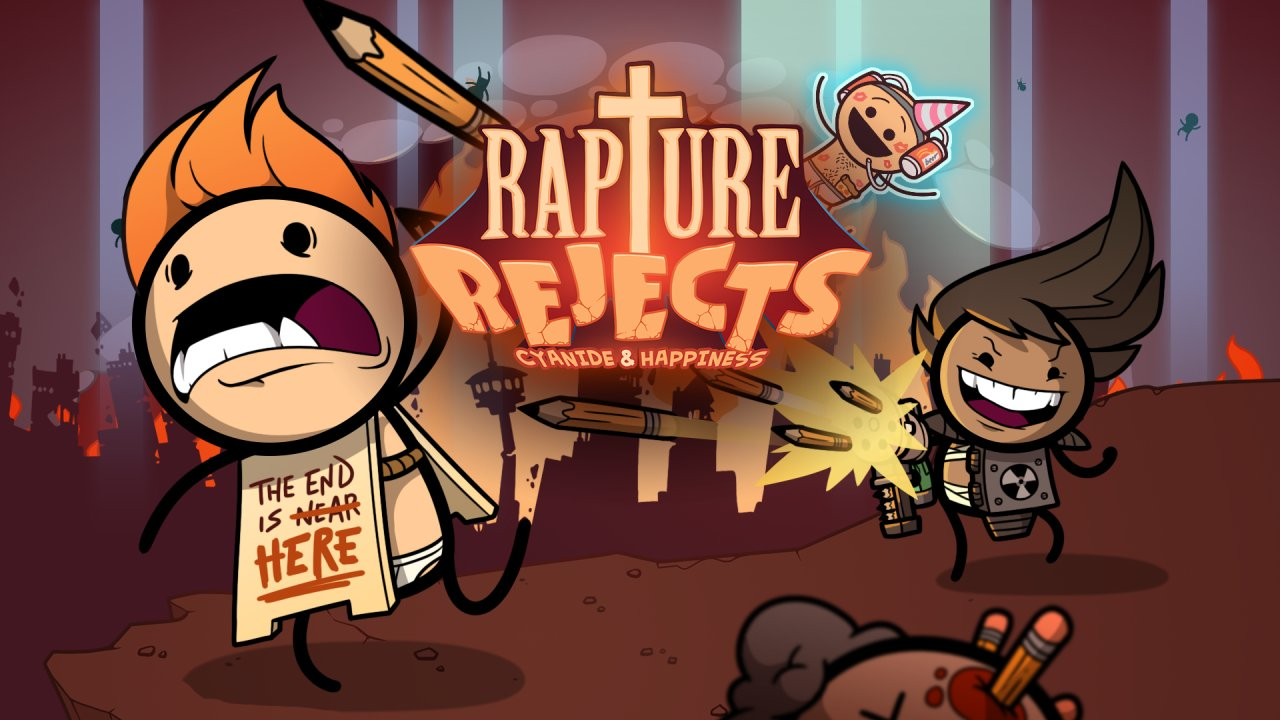 Rapture Rejects Early Access Review