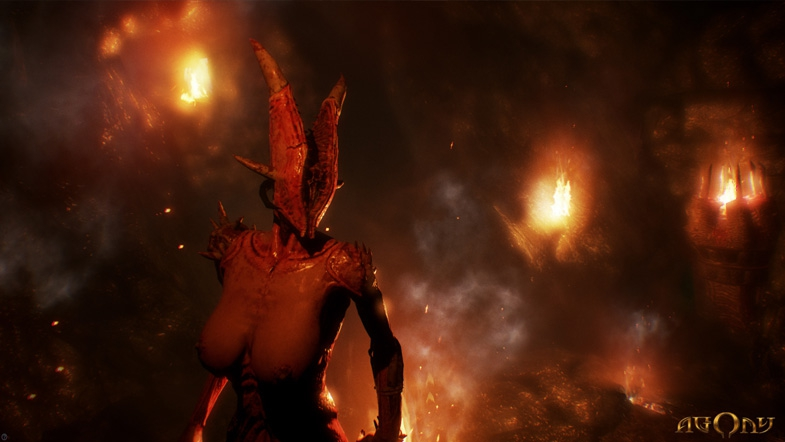 AGONY - The Red Goddess reveal