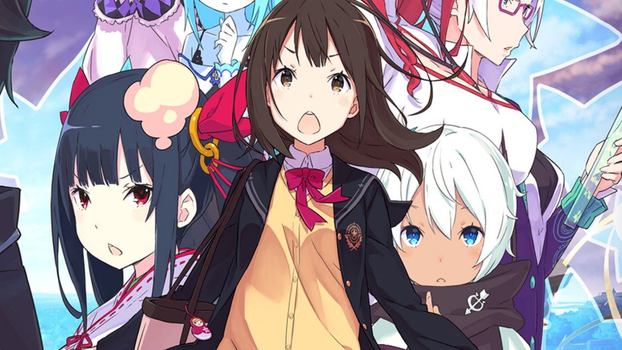 Conception PLUS: Maidens of the Twelve Stars Review