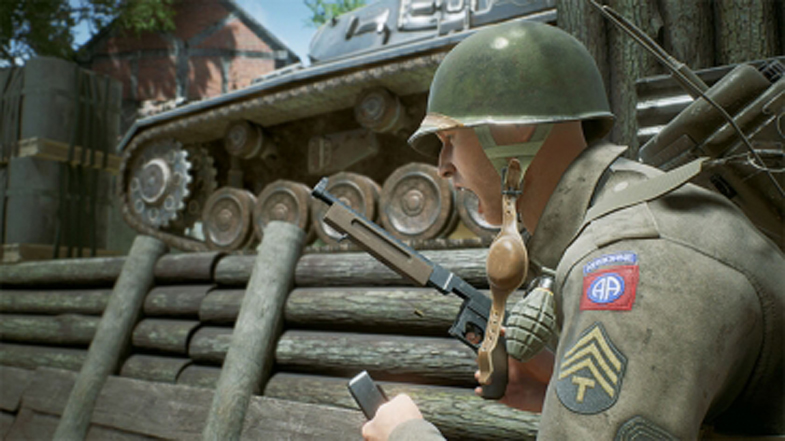 Gunning for Glory: Behind-the-Scenes 'Battalion 1944' Video