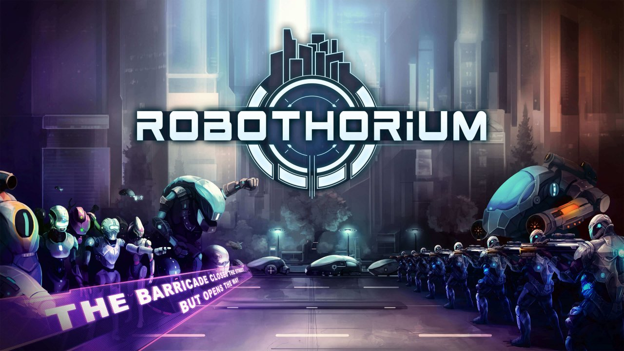 Robothorium: Sci-fi Dungeon Crawler Early Access Review