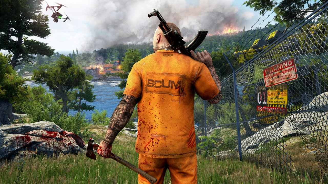 SCUM Early Access Review