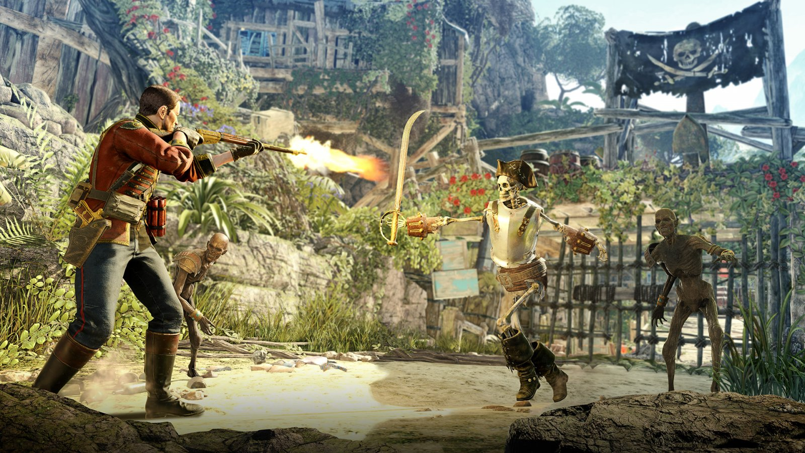 Strange Brigade - The Thrice Damned 1: Isle of the Dead Review