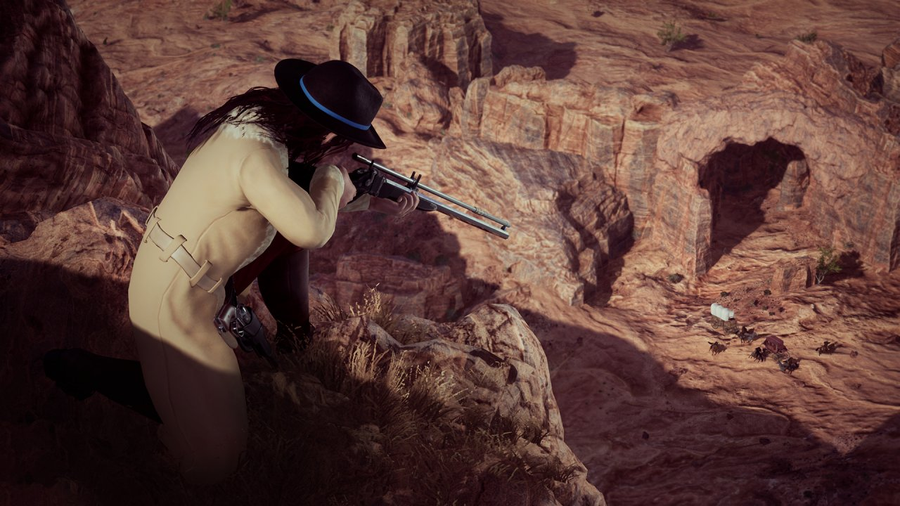 Outlaws of the Old West Early Access Review