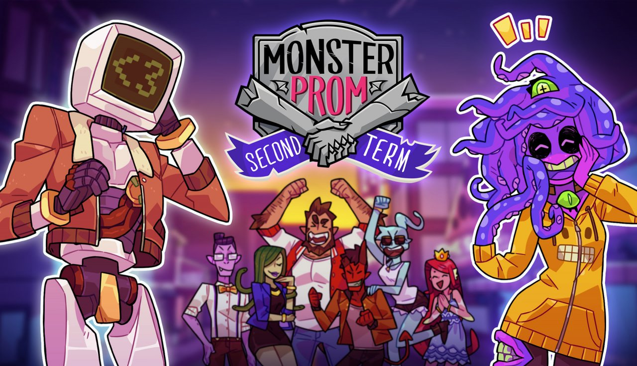 Monster Prom: Second Term Review