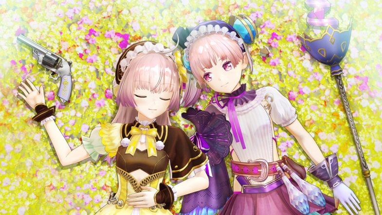Atelier Lydie & Suelle ~The Alchemists and the Mysterious Paintings~ Review