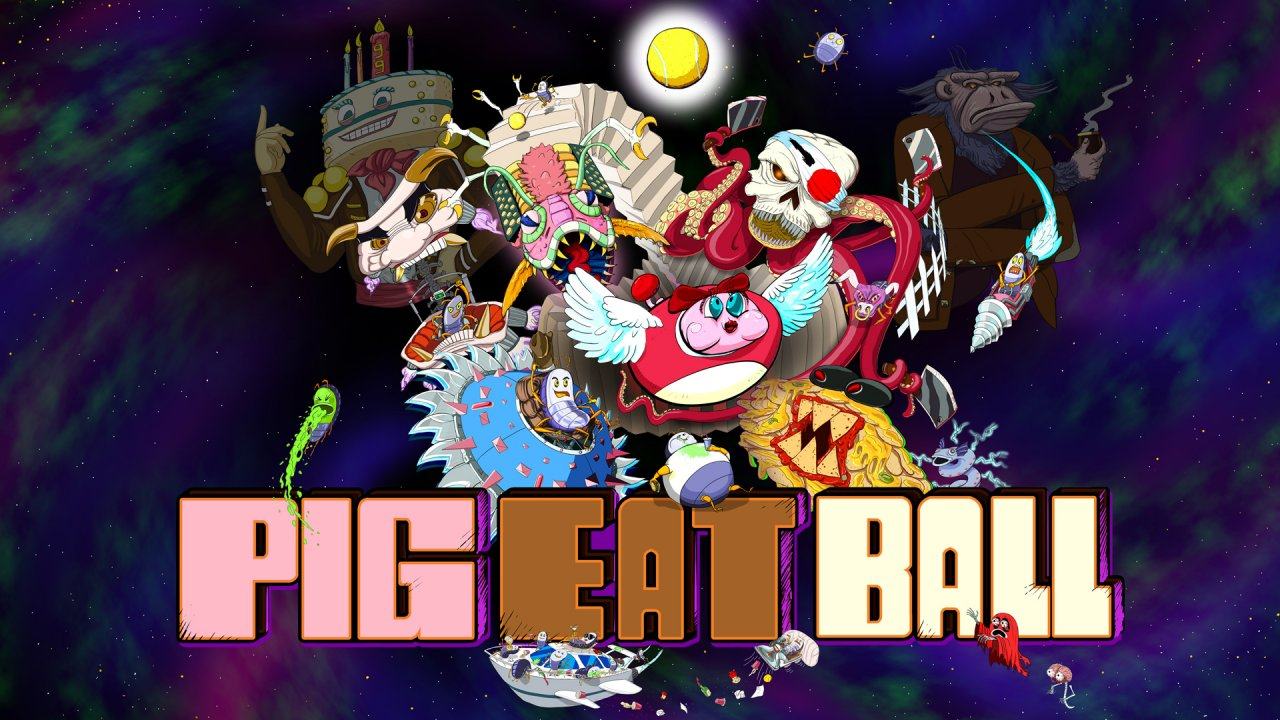 Pig Eat Ball Review