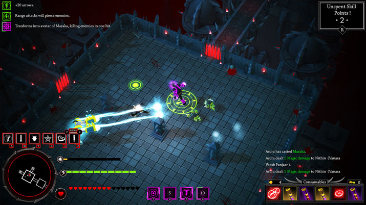 Asura Vengeance Expansion Review Opn The Overpowered Noobs