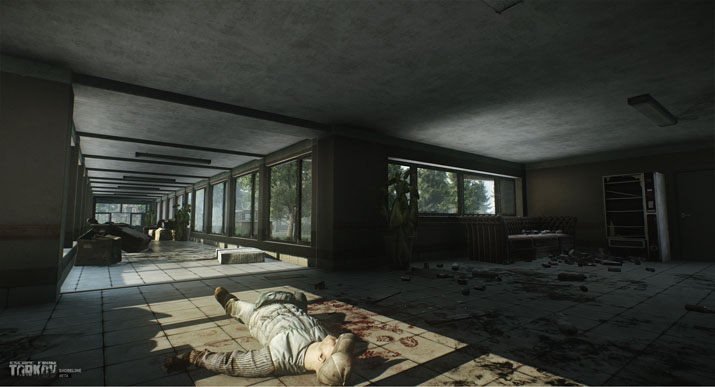 New Year Event in Escape from Tarkov - OPN | The Overpowered