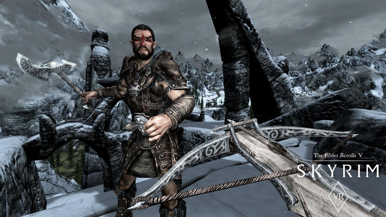 The Elder Scrolls V: Skyrim VR Review - OPN | The