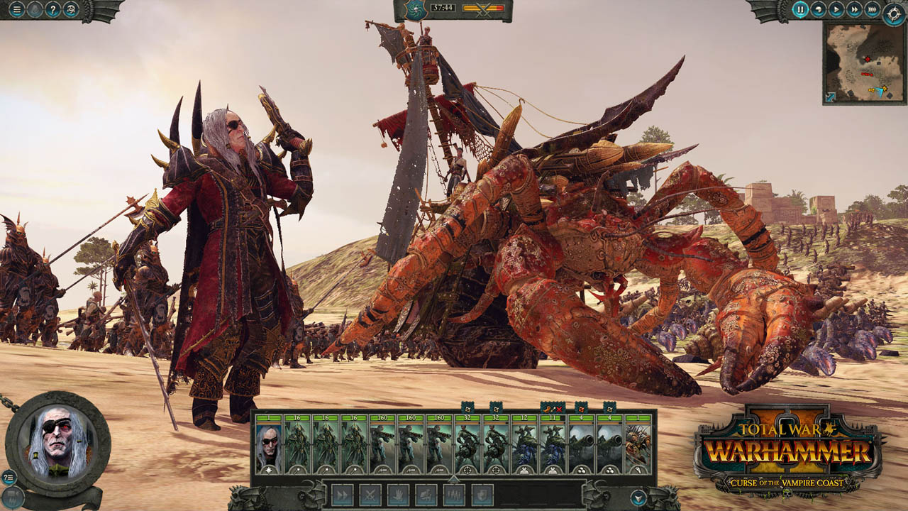 Total War: WARHAMMER II - Curse of the Vampire Coast Review