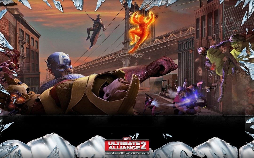 Marvel: Ultimate Alliance 1 and 2 Coming Back to Steam - OPN